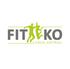 logo FIT-KO Fitness Kočířovi
