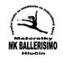 logo Mažoretky MK Ballerisimo
