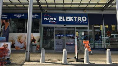 PLANEO Elektro (Obchod elektro) • Mapy.cz 42a6ed986d1