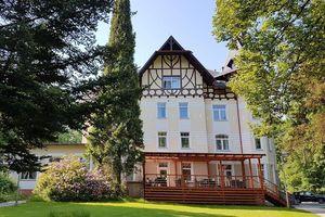 Wellness hotel Villa Grohmann