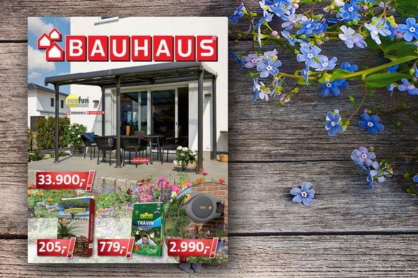 To nejlepší pro jaro od BAUHAUS