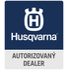 logo Petr Pavlík - Autorizovaný dealer Husqvarna