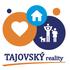 logo TAJOVSKÝ reality