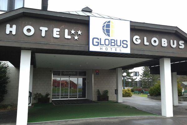 HOTEL GLOBUS, a s  (Praha, Chodov) • Firmy cz