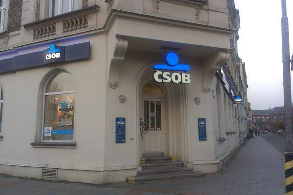 d763dba0f Bankomat ČSOB (Bohumín, Nový Bohumín) • Firmy.cz