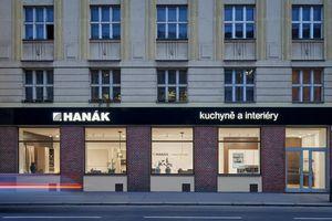 HANÁK CENTRUM - Kuchyně a interiéry