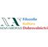 logo Nová Akropolis: filozofie - kultura - dobrovolnictví