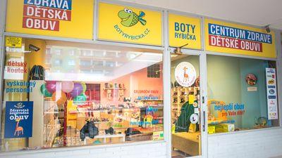 72504bdd7fc Boty Rybička (Prodej dětské obuvi) • Mapy.cz