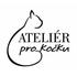 logo Ateliér pro kočku