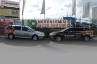 Fotografie LBAutomobile Měření Emisí