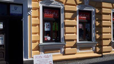 d7ff00761c9f Dětský obchod V peřince (Prodej dětského oblečení) • Mapy.cz
