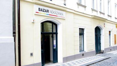 c27c8da34 Bazar Nekázanka (Bazary s elektro zbožím) • Mapy.cz
