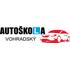 logo Autoškola Vohradský