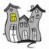 logo Dům na půli cesty Hrochův Týnec