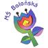 logo MŠ Boloňská, Praha 10