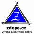 logo ZDEPE.CZ, s.r.o.