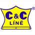 logo C & C Líně - celofánové sáčky, pytlíky, svářečky
