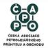 logo Česká asociace petrolejářského průmyslu a obchodu