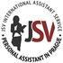 logo Mgr. Jana Švihlová - JSV International Assistant Service