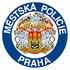 logo Městská policie Praha 1 - detašované pracoviště