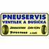 logo Pneuservis Ventilek a Dušička