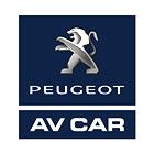 logo - AV CAR - koncesionář Peugeot