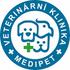 logo Medipet - veterinární klinika