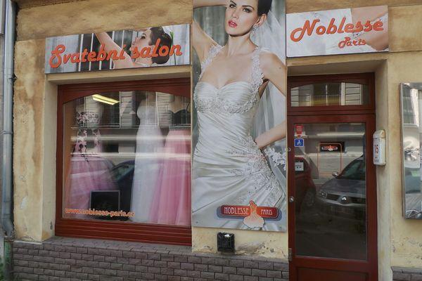 Noblesse Paris Svatebni Salon Usti Nad Labem Centrum Firmy Cz