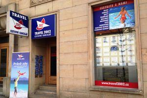 TRAVEL 2002, cestovní kancelář