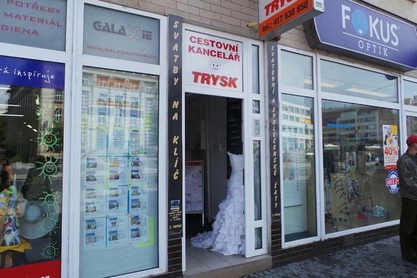 Svatebni Salon Dinoel Usti Nad Labem Centrum Firmy Cz