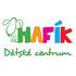 logo Dětské centrum HAFÍK