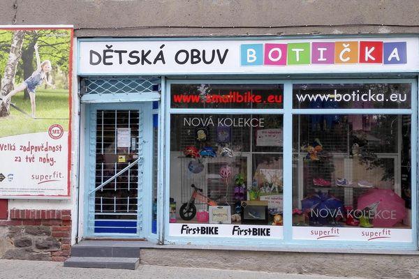 Botička dětská obuv - Boticka.eu (Úvaly) • Firmy.cz fb2736e765