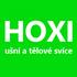 logo HOXI - výroba a prodej ušních a tělových svíček