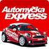 logo Automyčka Express | OC Nový Smíchov