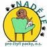 logo Naděje pro čtyři packy z.s.
