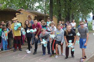 Letní dětský tábor Velké Skaliny