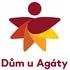 logo Dům u Agáty