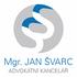 logo Mgr. Jan Švarc, advokátní kancelář