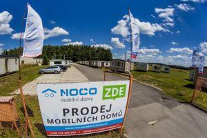 NoCo mobilní domy