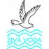 """logo Křesťanské společenství """"Živá voda"""""""