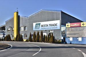 Zpracování plechu Besta Trade