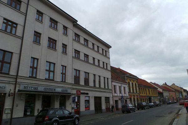 Městské centrum GRAND