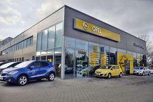 Olfin Car Palace s.r.o. - Opel