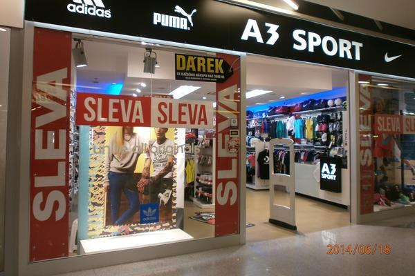 A3 SPORT (Mladá Boleslav II) • Firmy.cz 1623b153410
