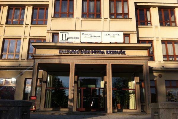 ce0b8388b53 Kulturní dům Petra Bezruče Kulturní dům Petra Bezruče