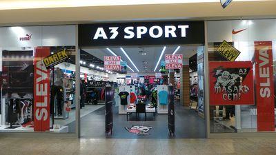 fcc0a754bf9 A3 SPORT (Prodej oblečení) • Mapy.cz