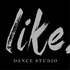 logo Romana Horáková - Dance Studio LIKE