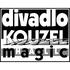 logo Divadlo kouzel Pavla Kožíška