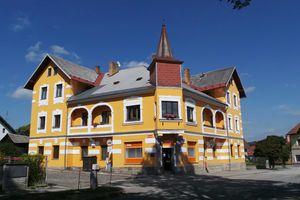 Jednota, spotřební družstvo ve Vimperku - COOP KAČENKA