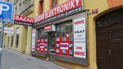 d2b7a99ab Maxima bazar elektroniky (Bazary s elektro zbožím) • Mapy.cz